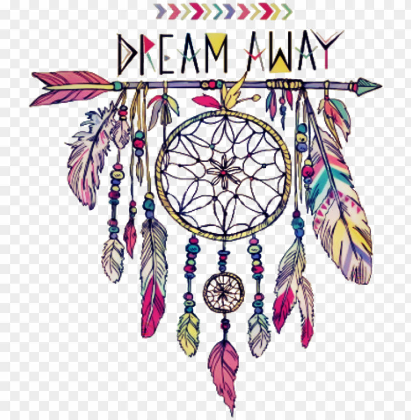 Sayings With Background Png - dreamcatcher feathers arrow words sayings quotes sticke - dream ...