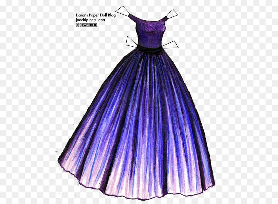 Doll Dress Png Images - Dress Paper doll Gown Clothing - amy adams png download - 564*656 ...