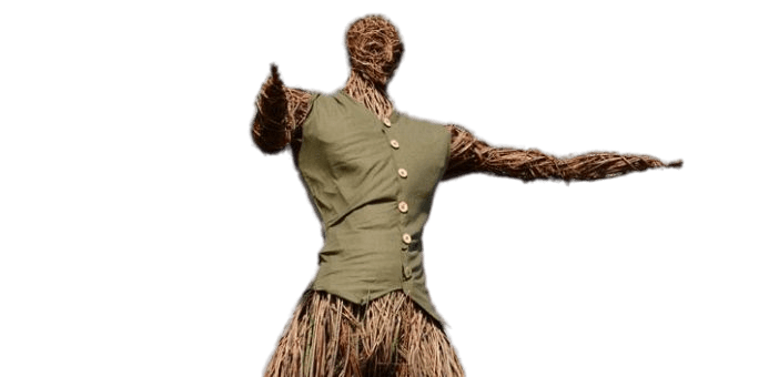 Wicker Man Png - Dressed Wicker Man transparent PNG - StickPNG