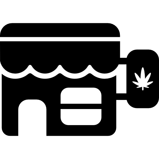 Cannabis Consumption Png - Drug, legal, buildings, marijuana, Cannabis, Consumption, Shop icon