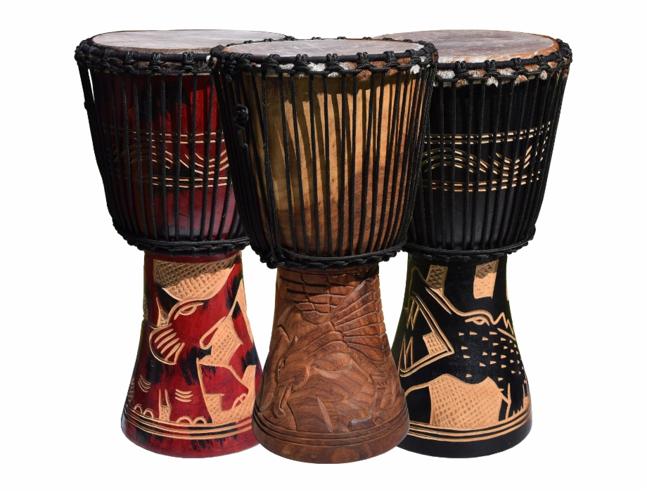 African Drums Png - Drums Category Photo Sq - Djembe Free PNG Images & Clipart ...