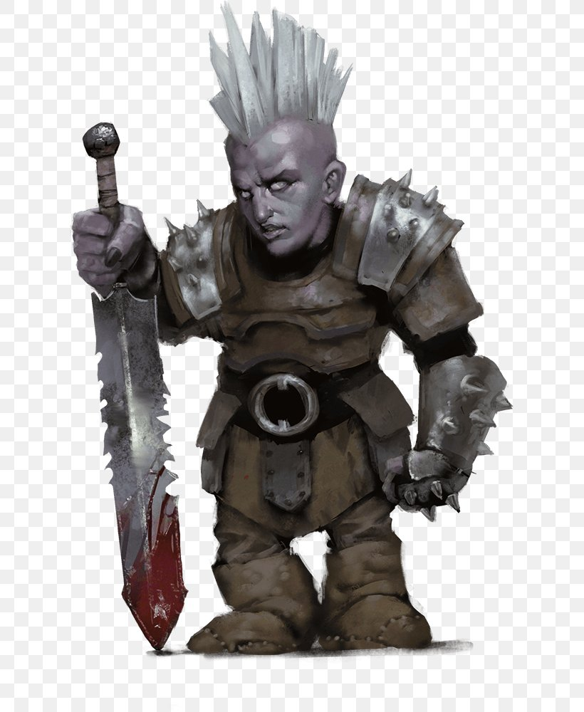 Duergar Png - Dungeons & Dragons Pathfinder Roleplaying Game Duergar D&D ...