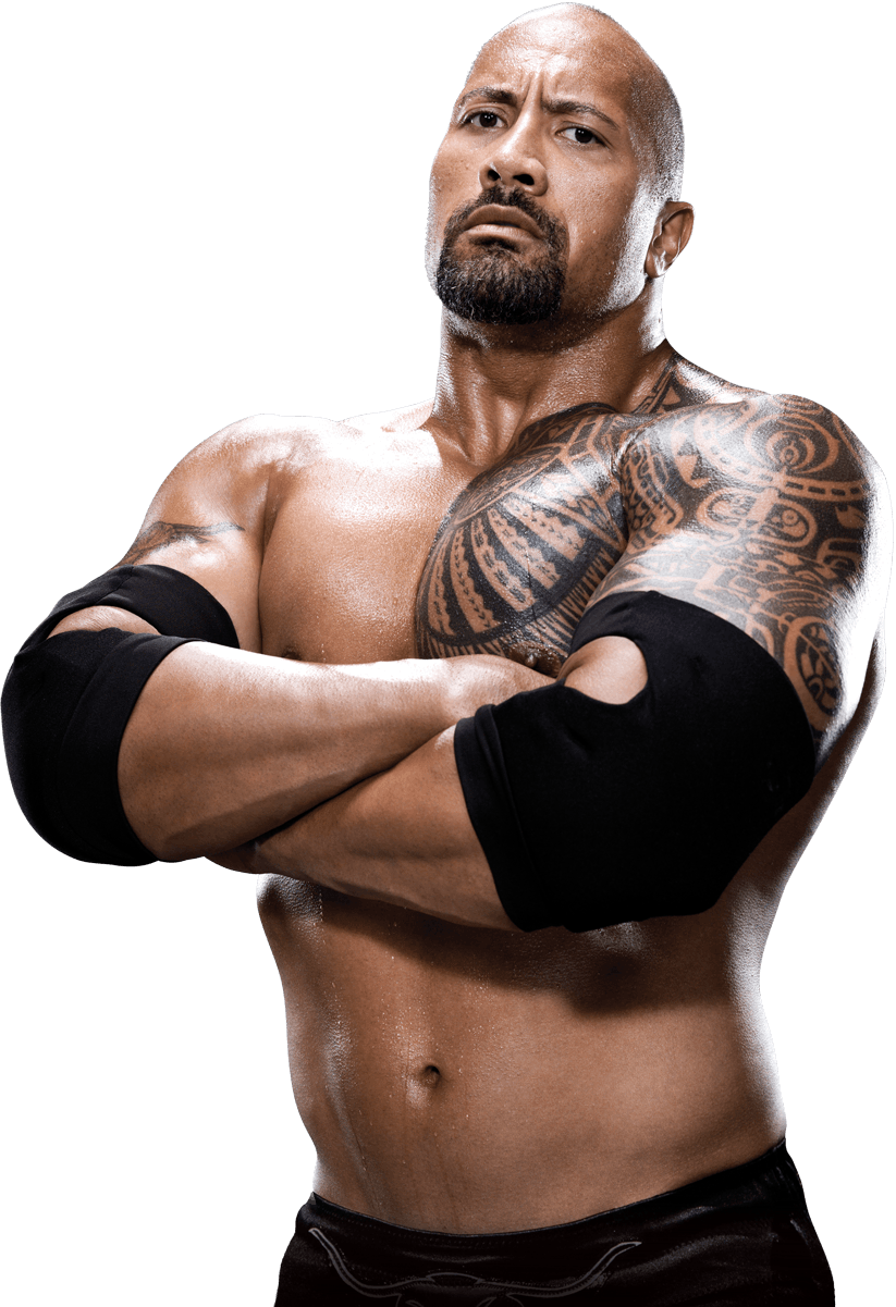 Dwayne Johnson Png - Dwayne Johnson Hd PNG Image