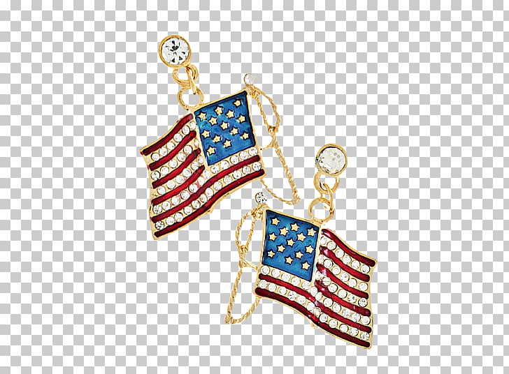 Diamondlike Carbon Png - Earring Diamond-like carbon Jewellery Flag of the United States ...