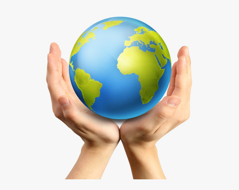 World In Hands Png - Earth In Hand Png Image Background - Globe With Hands Png ...