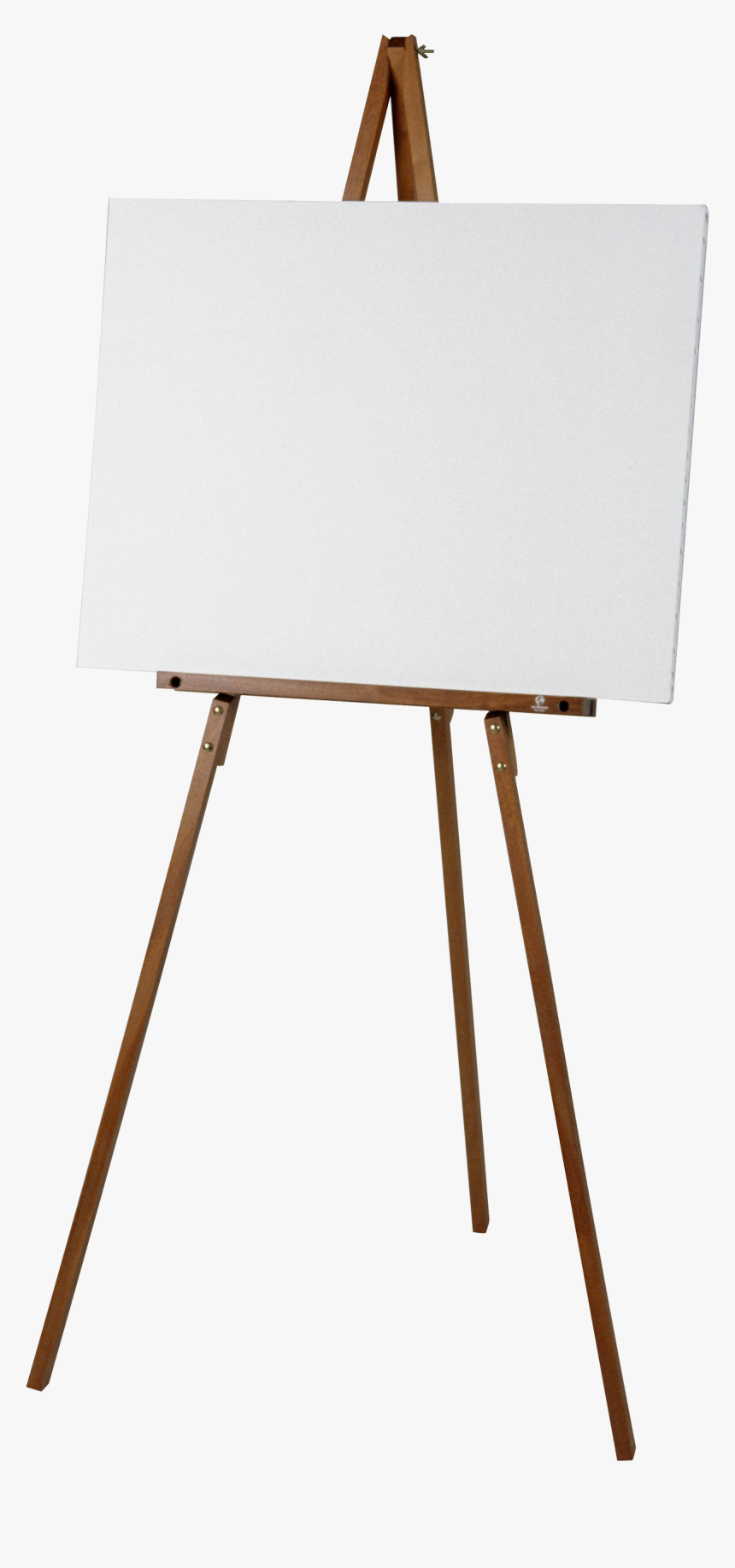 Portable Artist Easel Png - Easel Painting Painter Free Clipart Hq Clipart - Paint Easel Png ...