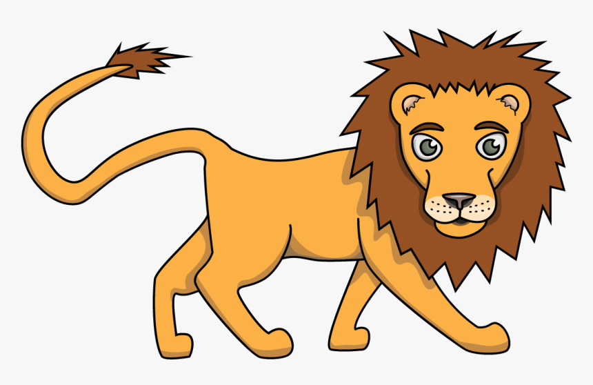 Easy Lion Drawings Png Free Easy Lion Drawings Png Transparent Images 134352 Pngio