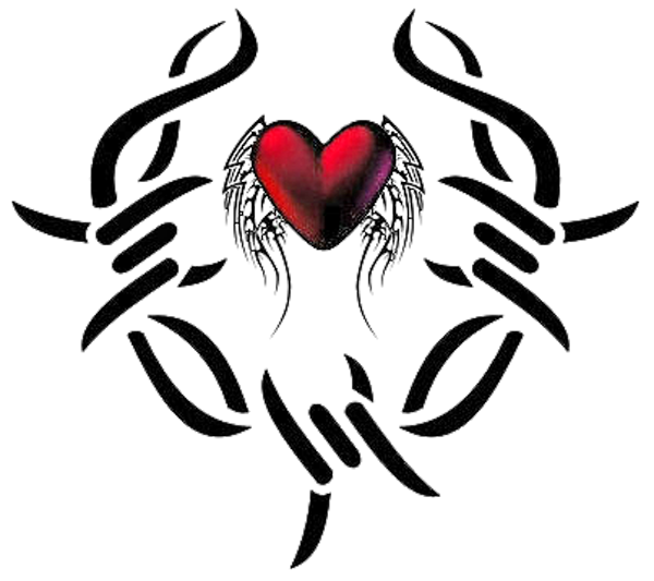 Heart Tattoos Png Transparent Images 1064 Pngio