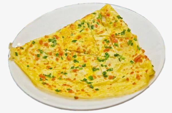 Omelet Png - egg cake, Chive Omelet, Gold Cake, Breakfast PNG Image and Clipart