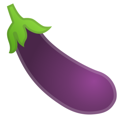 Eggplant Emoji Png - Eggplant Emoji Png (99+ images in Collection) Page 1