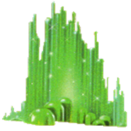 Emerald City Png Free Emerald Citypng Transparent Images