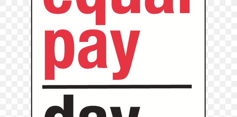 Equal Pay Day Png - Equal Pay For Equal Work Equal Pay Day Logo Brand, PNG, 720x405px ...