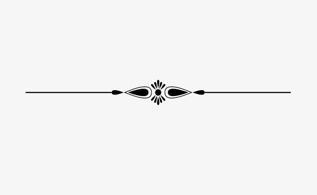 Decorative Line Black Png & Free Decorative Line Black.png