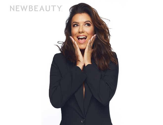 Eva Longoria Png - Eva Longoria Is Pregnant! Our Winter Cover Star Reveals Why 2018 Will Be  Her Biggest Year Ever