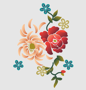 Embroidery Png - EVA WILLEMS - FLOWERS EMBROIDERY.png