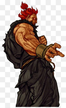 Evil Ryu Png Evil Ryu Street Fighter 5 640635 Png Images Pngio