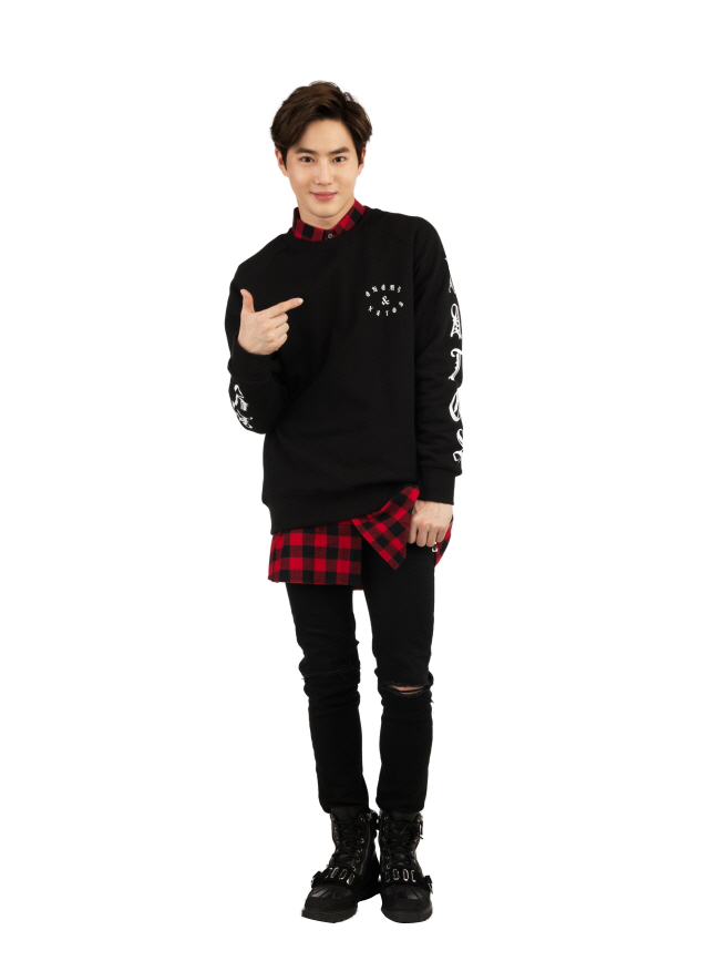 Suho Png - EXO SECRET PHOTO SUHO PNG by hyukhee05 on DeviantArt