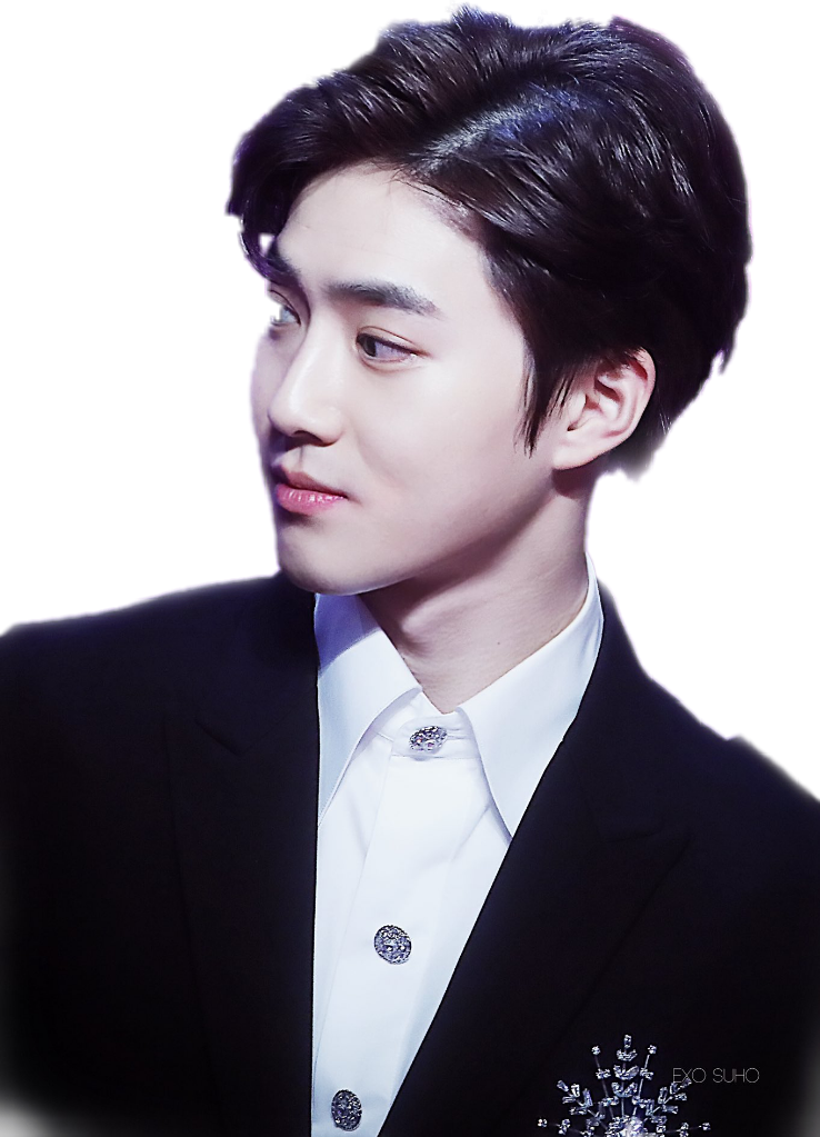 Suho Png - Exo Suho png ExoL - Sticker by Axxv