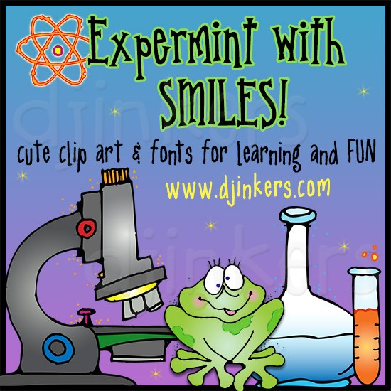 Dj Inkers Frog Png - experiment, science, frog, clip art, clipart, science clip art, school