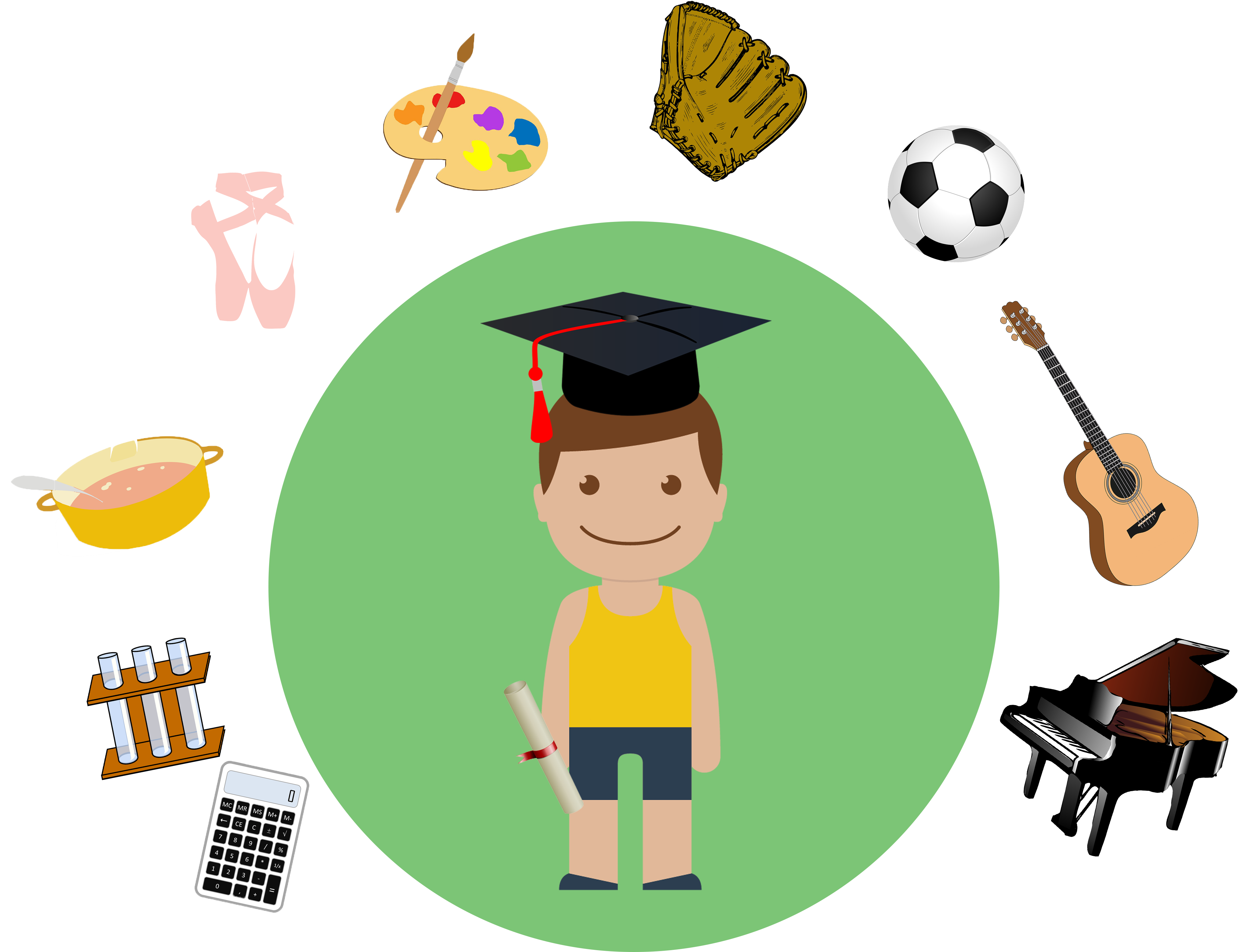 Extracurricular Activity Png - Extracurricular Activity Cliparts - Extra Curricular Activities ...