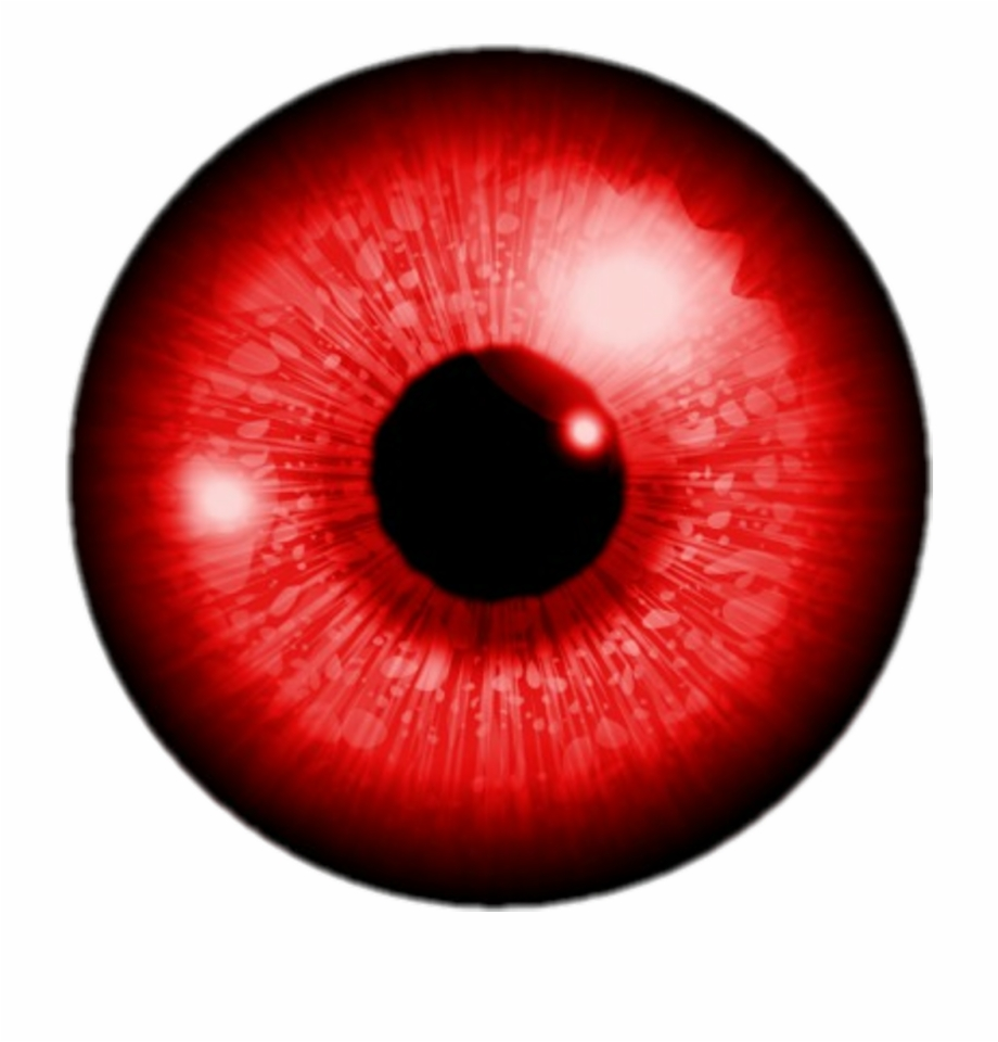 Red Png Hd - Eye Lens Png Hd , Png Download - Red Eye Lens Png - eye lens png ...