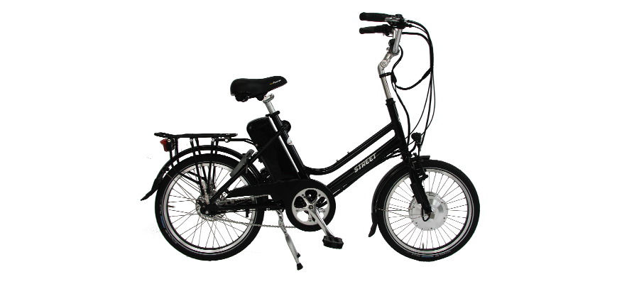 """Easy Bicycle Png - eZee Street 20"""" Compact City Electric Bike is the handiest ..."""