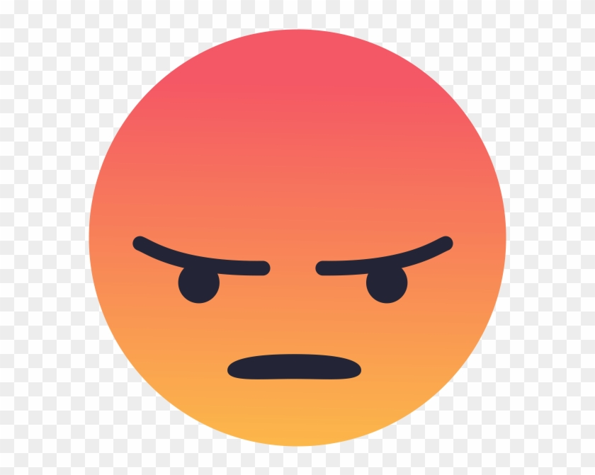 Angry React Png - Facebook Angry React Png, Transparent Png - 1024x1024(#59900 ...