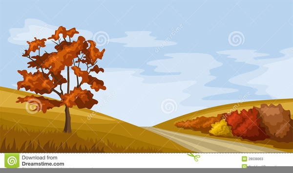 Fall Scene Png - Fall Scene Clipart | Free Images at PNGio - vector clip art ...
