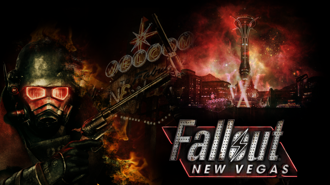 Fallout New Vegas Hd Wallpaper 14 130 1157205 Png Images Pngio