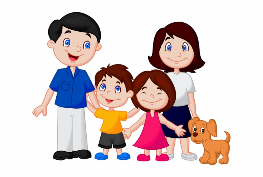 Family Png Clipart Happy Family Cartoo 659337 Png Images Pngio