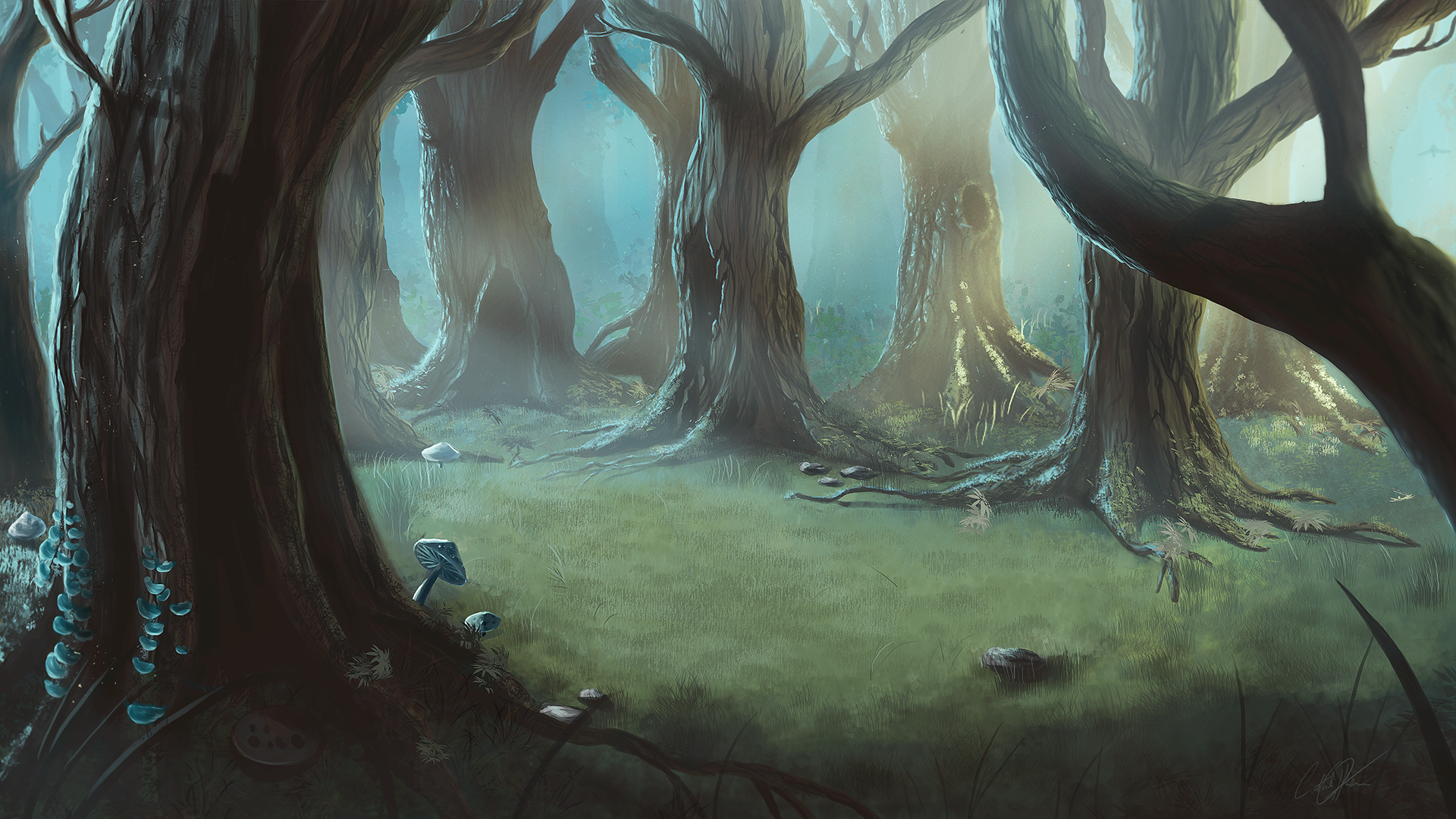 Fantasy Forest Png Hd Free Fantasy Forest Hdpng