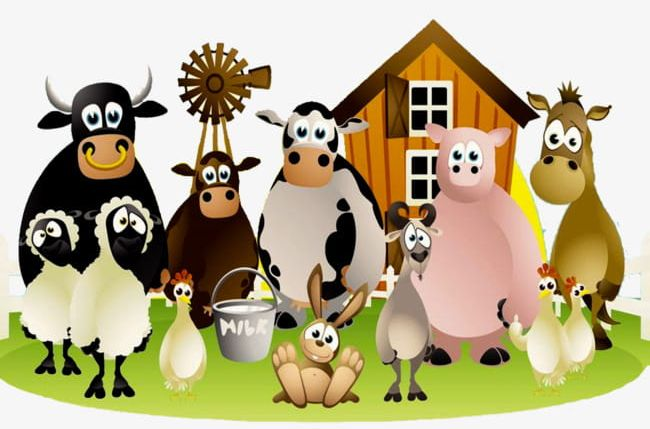 Animal Farm Png & Free Animal Farm.png Transparent Images #150893 - PNGio