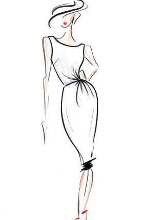 Drawing For Fashion Model Png Free Drawing For Fashion Model Png Transparent Images 87093 Pngio