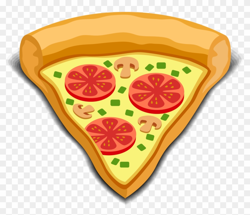 Pizza Vector Png - Fast Food French Fries Hamburger Junk Food Pizza - Vector Pizza ...