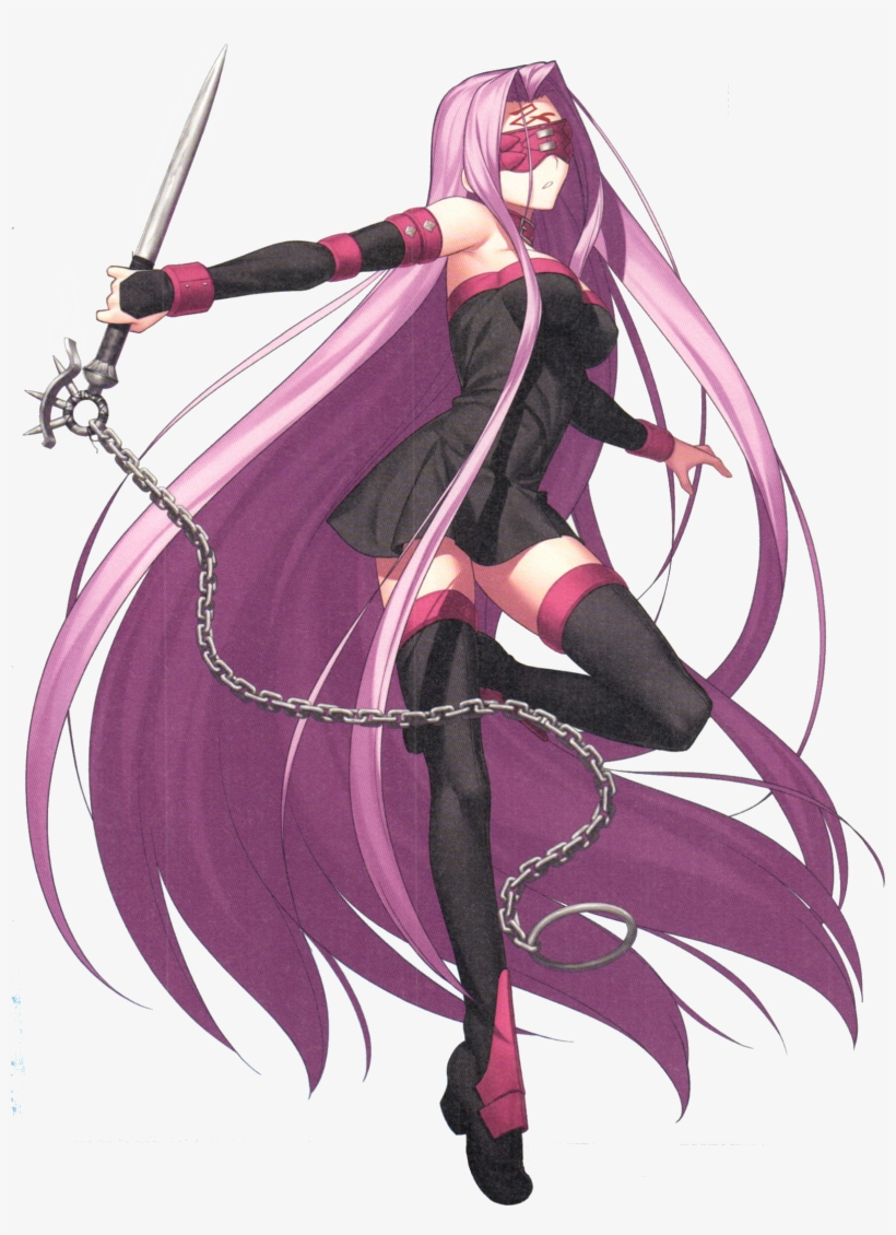 Fategrand Order Png - Fate Grand Order Rider Medusa - Fate Grand Order Characters Medusa ...