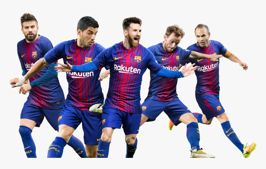 Barcelona Soccer Players Png Free Barcelona Soccer Players Png Transparent Images 133162 Pngio