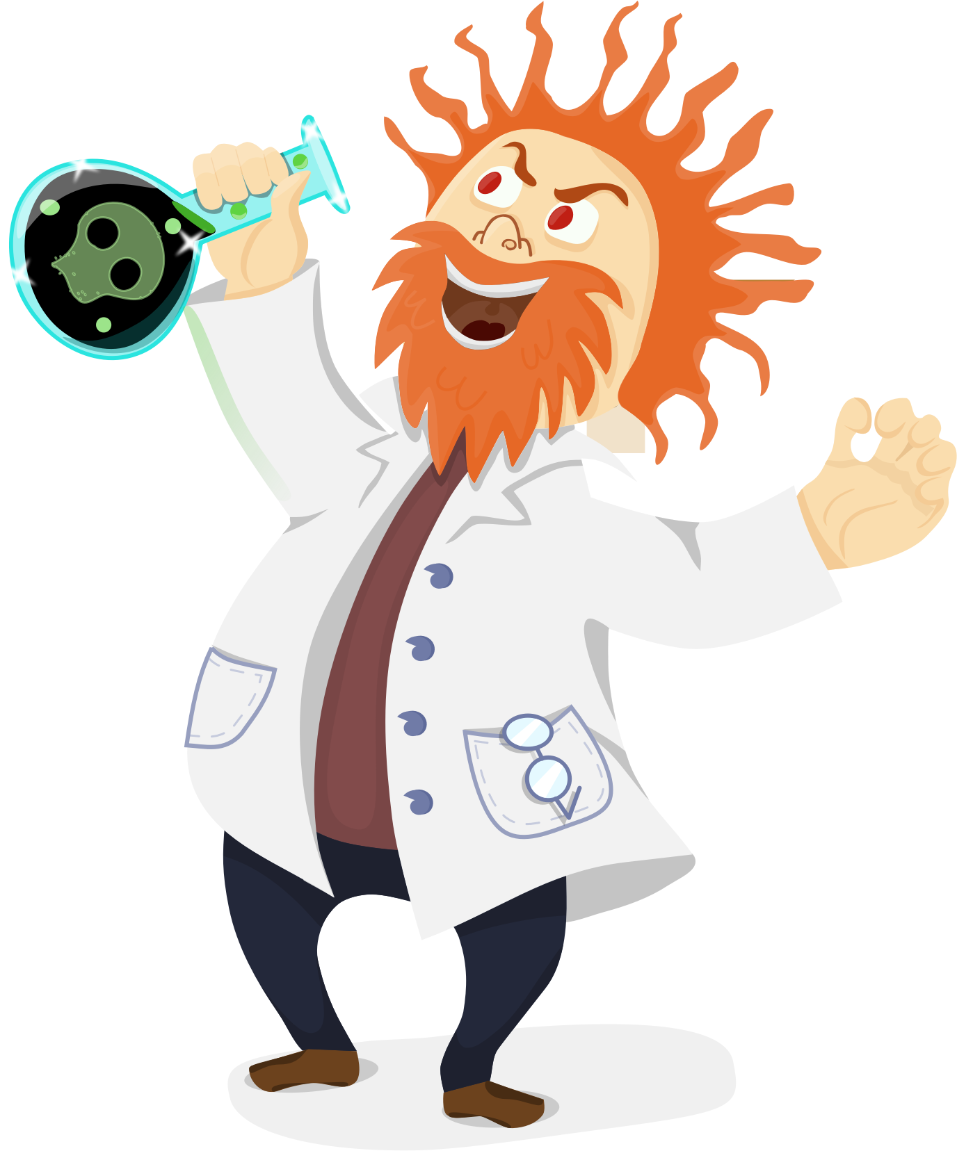 Female Mad Scientist Png - Female clipart forensic scientist, Female forensic scientist ...