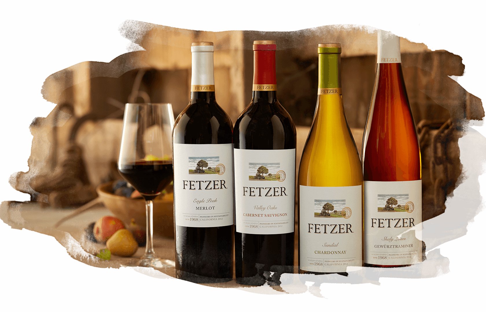 California Wine Png - Fetzer | Pioneering Sustainability in the Wine Industry