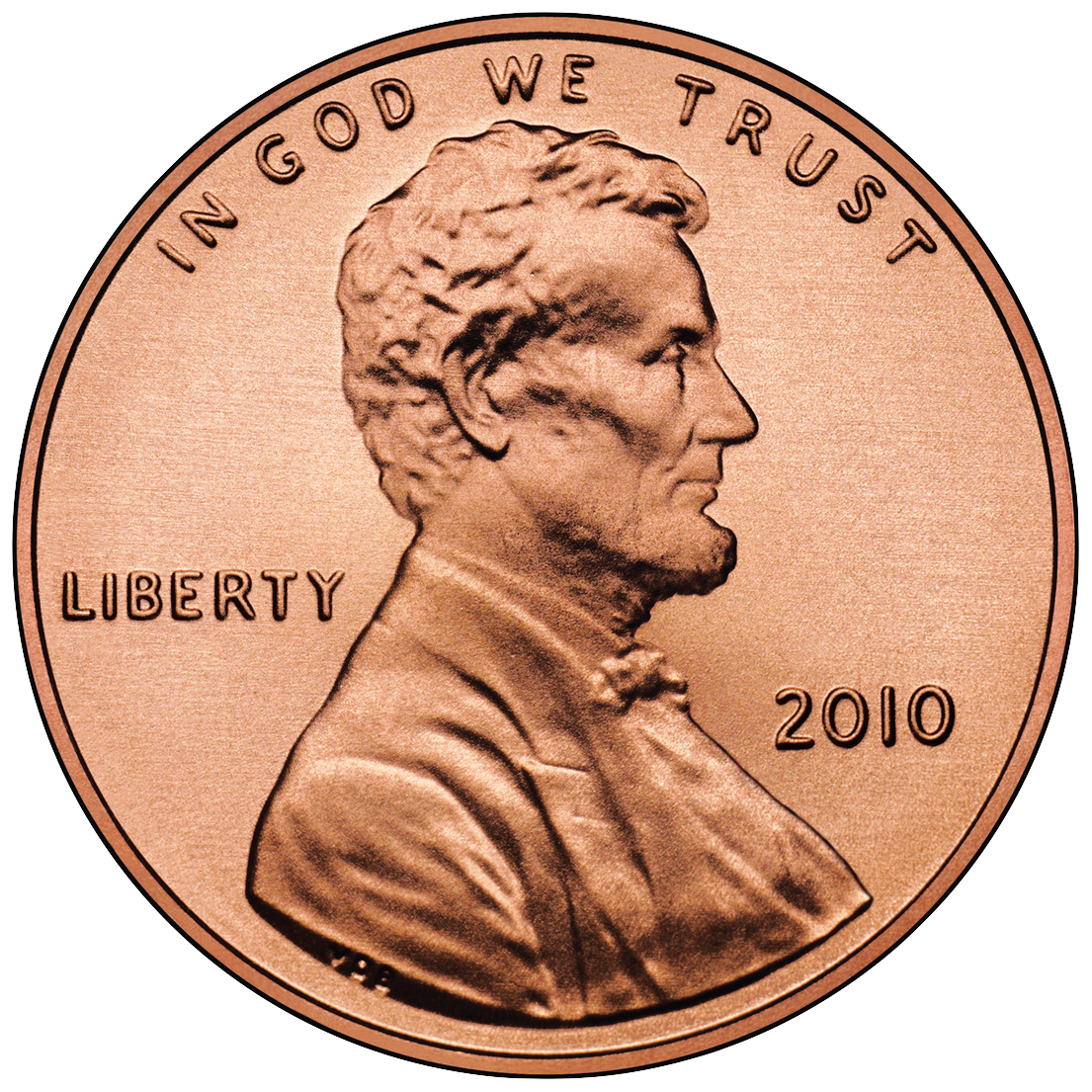 Cent Png - File:2010 cent obverse.png - Wikimedia Commons