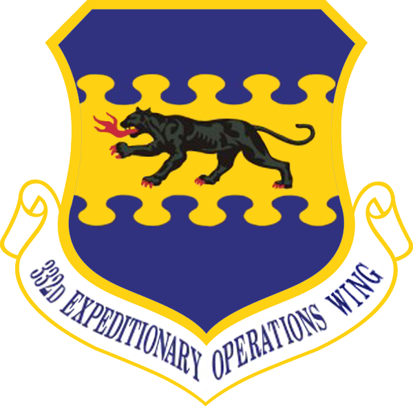 Tuskegee Airmen Png - File:332d Expeditionary Operations Wing - Emblem.png - Simple ...