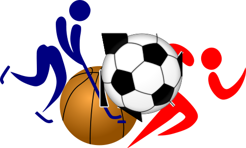 All Sports Drawing Png - File:All sports drawing.svg - Wikimedia Commons
