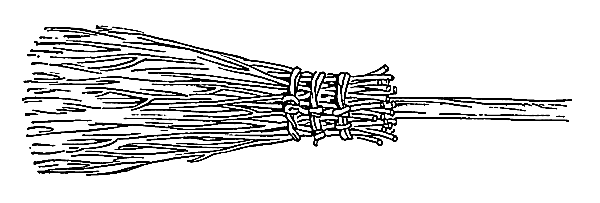 Broom Drawing Png - File:Besom (PSF).png - Wikimedia Commons