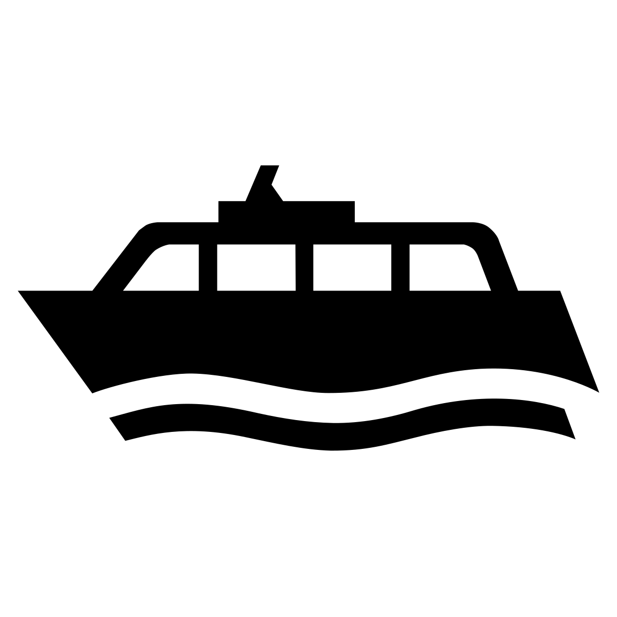 Ferry Icon Png - File:BSicon FERRY.svg - Wikimedia Commons