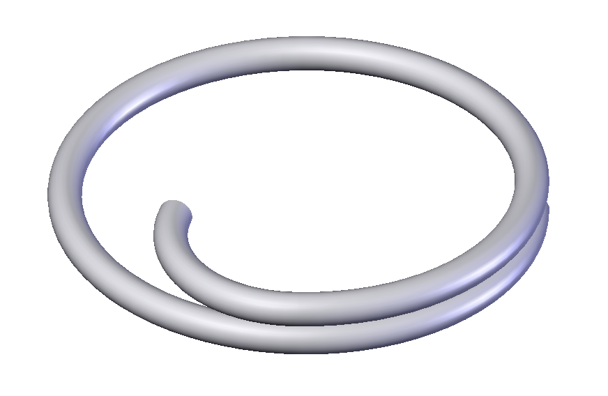 Silver 3d Circle Png - File:Circle cotter.png - Wikimedia Commons