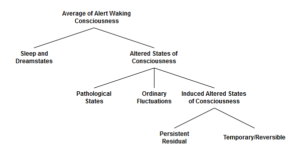 Altered State Of Consciousness Png - File:ClassificationOfAlteredStatesOfConsciousness.png - Wikipedia