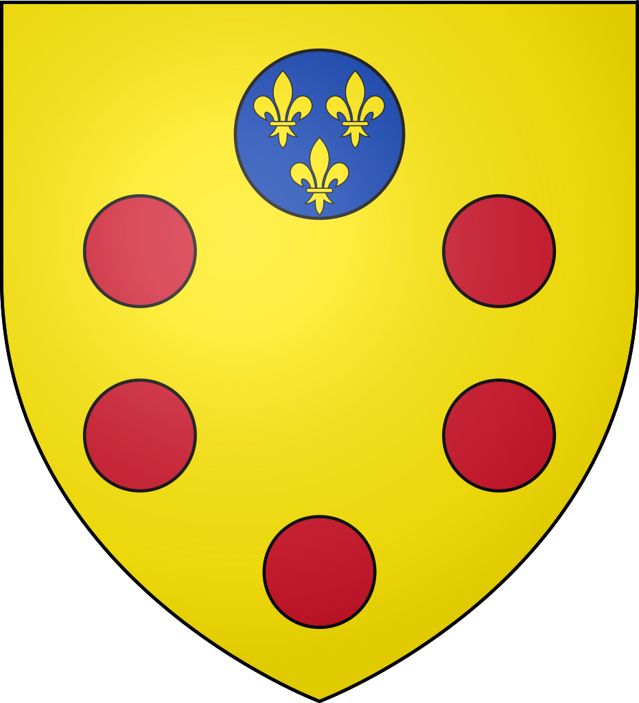 Medici Bank Png - File:Coat of arms of Medici.svg - Wikimedia Commons