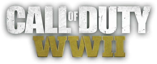 Call Of Duty Ww2 Png - File:CoD WWII Logo.png - Wikimedia Commons