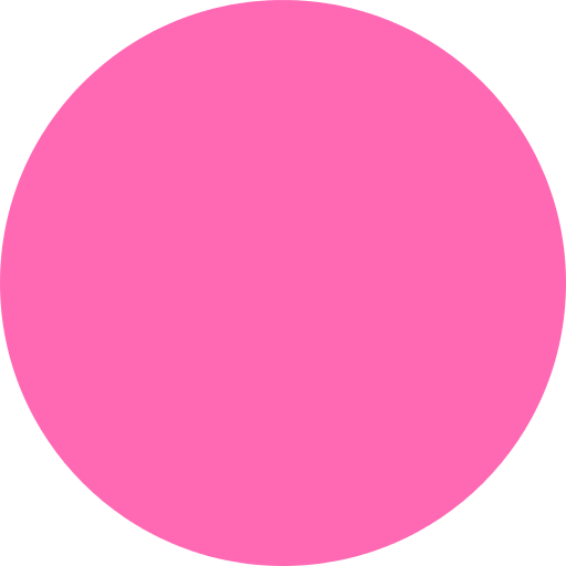 Plain Pink Png - File:Disc Plain pink.svg - Wikimedia Commons
