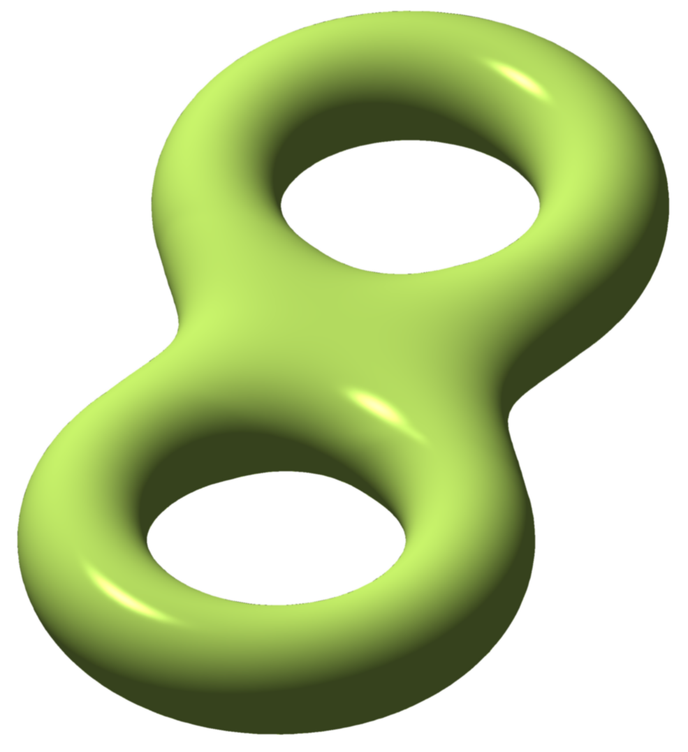 Genus Png - File:Double torus illustration.png - Wikimedia Commons
