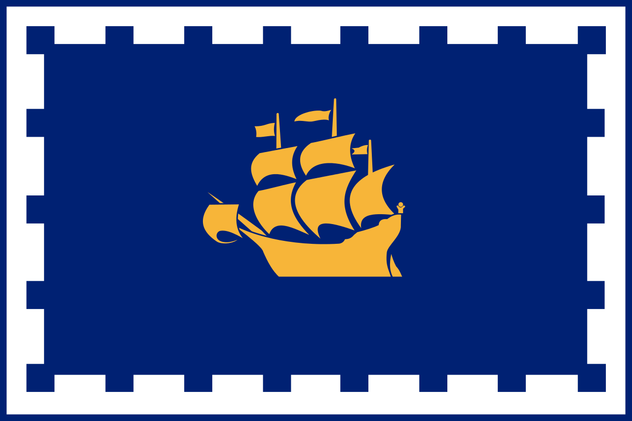 Flag Of Quebec Png - File:Flag of Quebec City.svg - Wikipedia